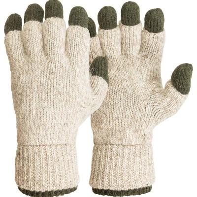 Rukavice M-TRAMP pletené kombinované rukavice