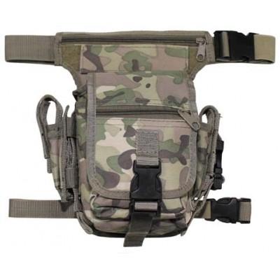 Bedrová taška HIP BAG - multicam